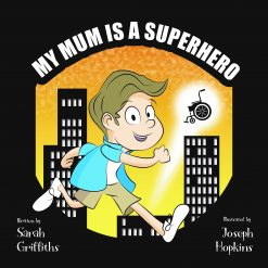 My Mum is a Superhero Book