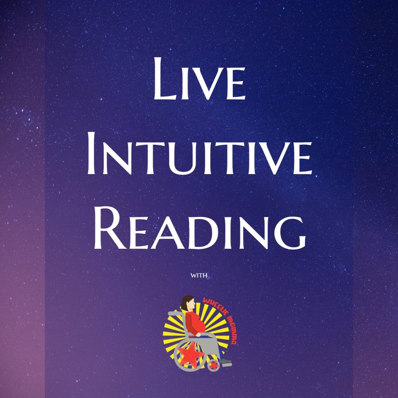 live intuitive reading